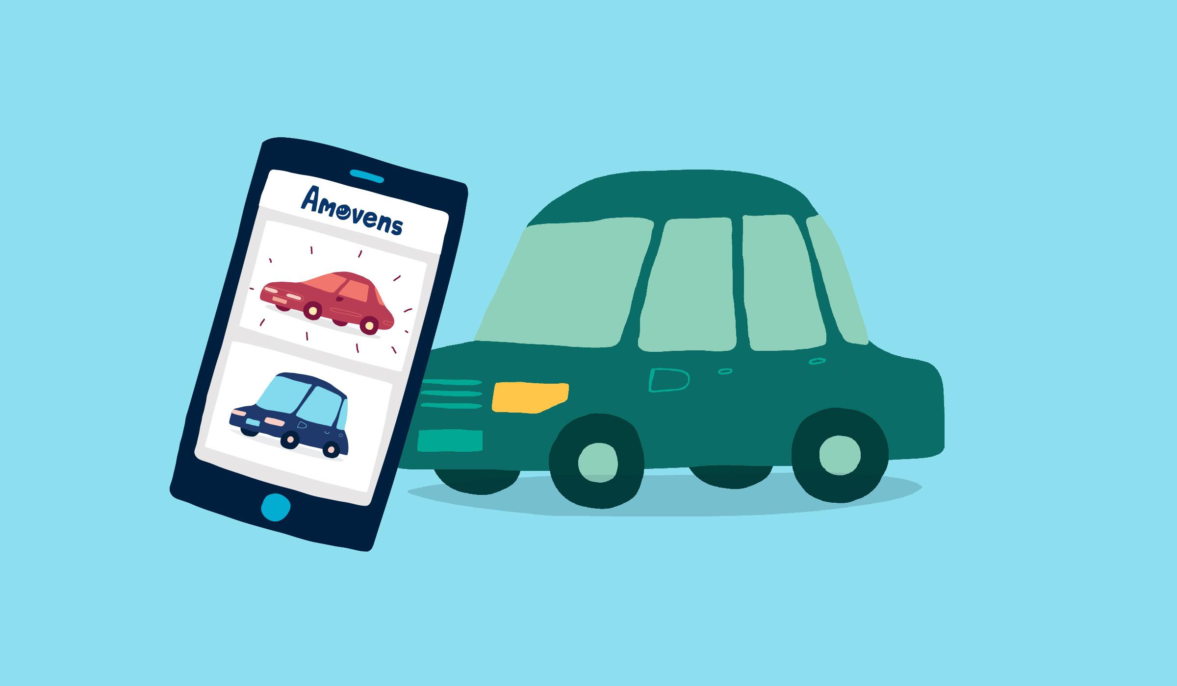 cómo funciona el renting de coches