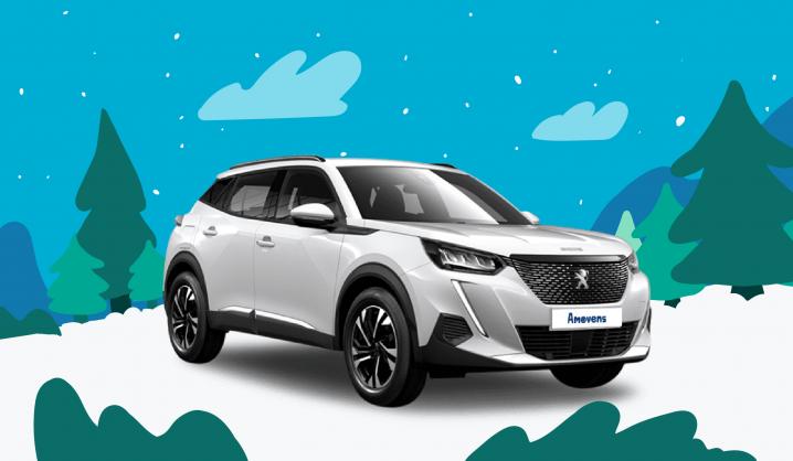 Los 5 mejores coches para conducir por la nieve